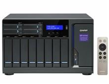 QNAP TVS-1282 i3 8GB 12-Bay Diskless Network Attached Storage